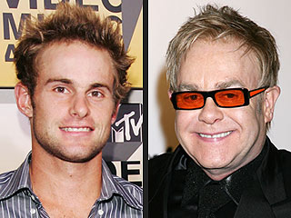Elton John Expected at Andy Roddick's Wedding