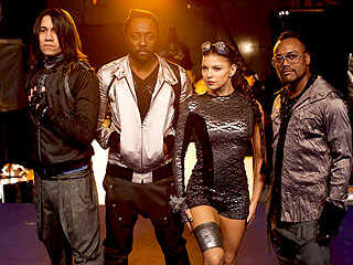 PHOTO: Black Eyed Peas' Futuristic New Look