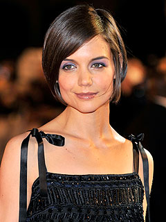 Katie Holmes Prepares to Honor War Vets