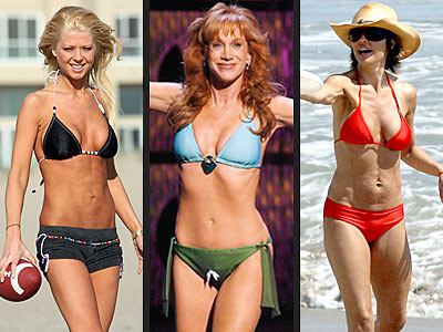 Poll: Who's Got a Hot Bikini Bod?