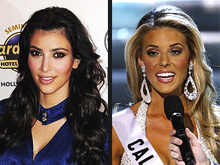 Kim Kardashian: Miss California Is 'Narrow-Minded'
