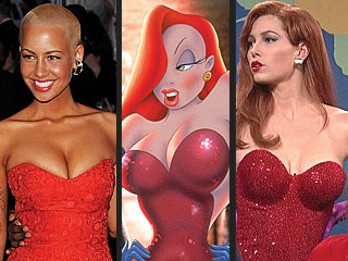 POLL: Who Makes a Hotter Jessica Rabbit?