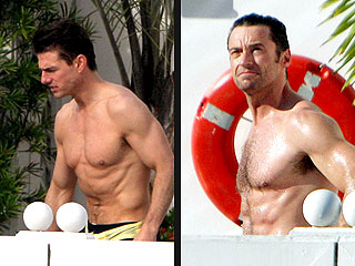 POLL: Hugh Jackman or Tom Cruise Hotter in Rio?
