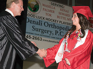 Bristol Palin Graduates from High School