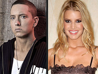 Eminem Debated Whether to Parody Jessica Simpson&#39;s Weight