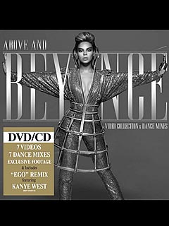 FIRST LOOK: Beyoncé's New DVD Cover Revealed!
