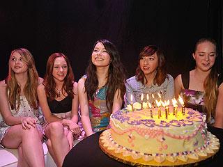 Miranda Cosgrove Celebrates Her Sweet 16