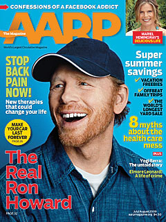 Ron Howard Will Direct 'Til He Drops
