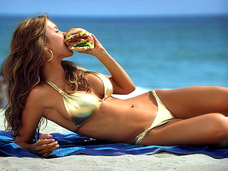 SNEAK PEEK: Audrina Patridge Gives Good Burger in New Ad