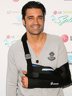 Gilles Marini Undergoes Surgery