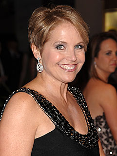 Katie Couric Scratches at Her Cougar Label