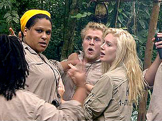 Heidi and Spencer Return to the Jungle