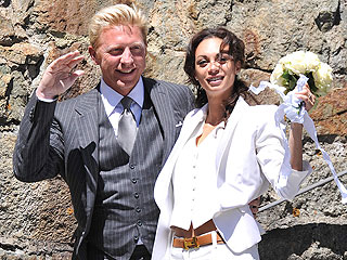 Boris Becker Weds