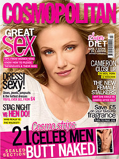 Cameron Diaz Reveals What She Wants in a Man
