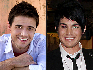 Kris Allen &#39;Flattered&#39; by Adam Lambert&#39;s Crush