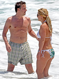 Britney Spears and Jason Trawick: Keeping Their Relationship Casual