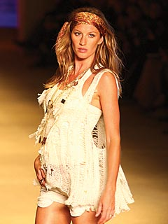Gisele B&#252;ndchen Is Pregnant