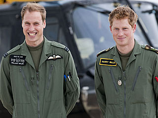Prince William Wants To Go To War