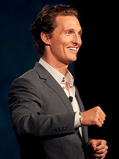 Matthew McConaughey Is 'Blessed to Be a Father' Again