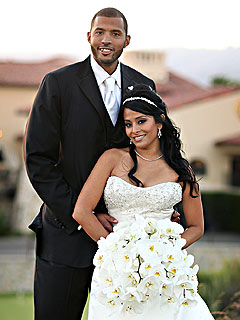 Basketball Star Brian Cook Weds