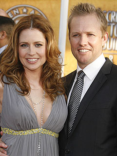 Office Costar Calls Jenna Fischer's Wedding 'Beautiful'