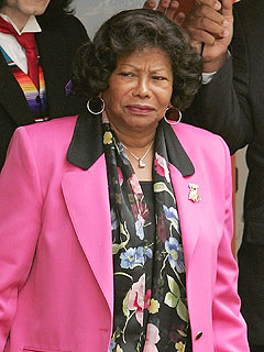 Katherine Jackson Finally Able to Grieve