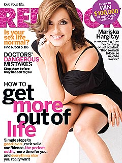 Mariska Hargitay Recalls Being 'So Scared' over Collapsed Lung