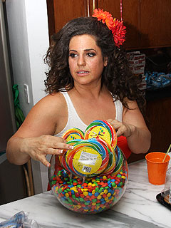 Marissa Jaret Winokur: I Fell Off the Diet Wagon