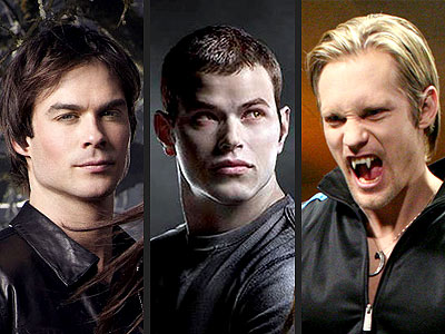 POLL: Which Hottie with Fangs Do You Favor?