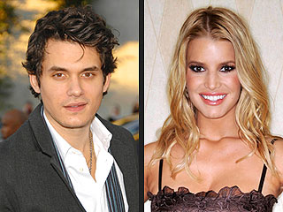Source: No Hollywood Meet-Up for  John Mayer and Jessica Simpson