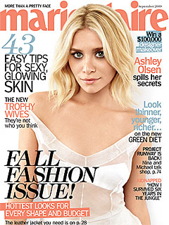 QUOTED: Ashley Olsen Glad She Didn't Become Britney Spears
