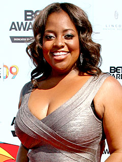 Sherri Shepherd Still Has Jiggly Thighs