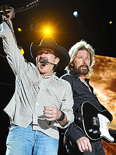Brooks & Dunn Explain Why They Split