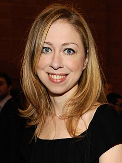 Chelsea Clinton Is Spinning for Haiti