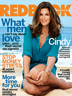 Cindy Crawford Refuses to Hide Being 43