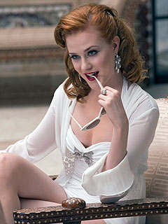 Evan Rachel Wood: Mildred Pierce Costar Was My Nudity Coach