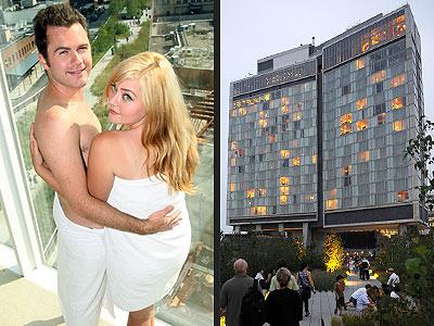 Standard hotel nyc nude