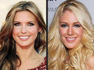 Audrina Patridge Calls Heidi&#39;s Singing Career &#39;Disappointing&#39;