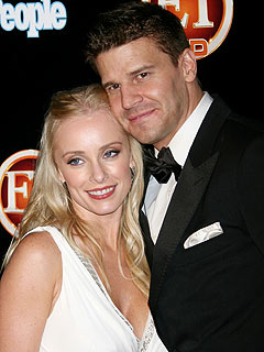 David Boreanaz and His Wife Welcome a Girl