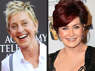 Sharon Osbourne Applauds Ellen Pick for Idol