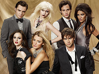 PHOTO: The Gossip Girl Cast Goes Super Glam