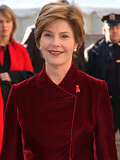 Laura Bush's Memoirs Address Fatal Car Crash