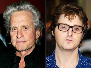 Michael Douglas Coping with Son's Arrest