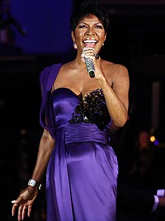 Natalie Cole Returns to the Stage in Hollywood