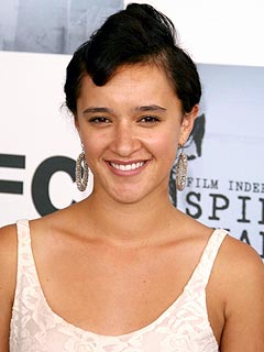Keisha Castle-Hughes Finds Young Motherhood a Blessing