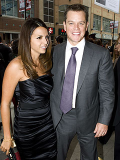 Matt Damon Has 'Testosterone Deficient' Home