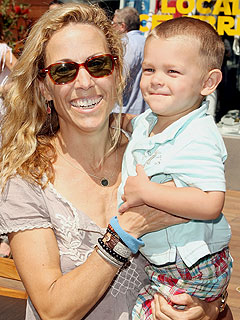 Sheryl Crow Adopts Another Son!