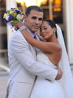 Half and Half's Essence Atkins Says 'I Do'