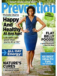 Michelle Obama: I&#39;m in the Best Shape &#8211; at 45