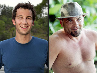 Stephen's Survivor Strategy Blog: Liz Baited & Ditched!